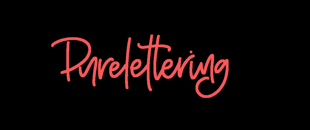 PURELETTERING